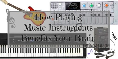 Image result for playing instrument for brain