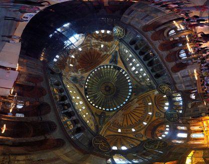 Hagia Sophia – Seven Wonders of the Medieval Ages..! – Blogging ...