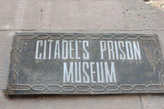 Citadel's Prison Museum