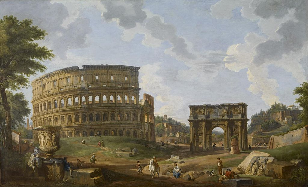 Giovanni_Paolo_Panini_-_View_of_the_Colosseum_-_Walters_372367