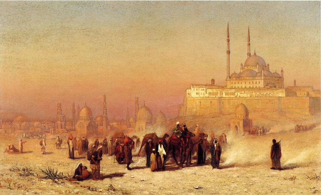 L_C_Tiffany_Cairo_Mosque_1872